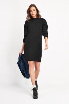 Long Sleeve Jumper Dress