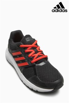 adidas Black/Red Duramo 8