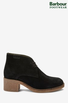 Barbour® Black Edele Boots