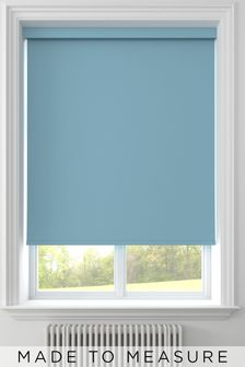 Syson Topaz Blue Made To Measure Roller Blind