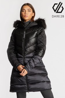 Dare 2b Julien Macdonald Baroness Padded Lux Parka