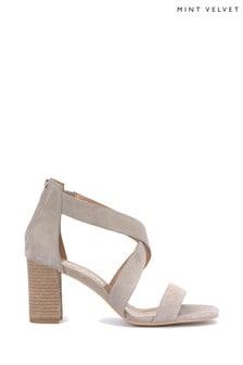 Mint Velvet Teagan Cross Front Sandal