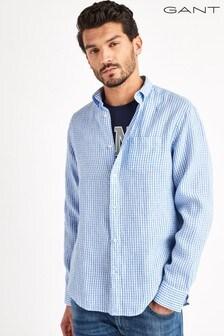 GANT Linen Stripe Shirt