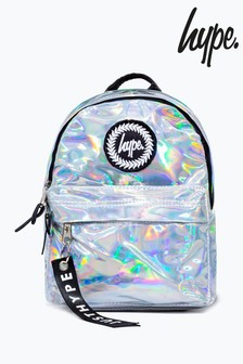 Hype. Holographic Mini Backpack