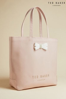 Ted Baker Gabycon Bow Detail Large Icon Bag