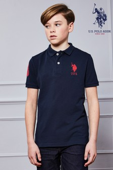 U.S. Polo Assn. Short Sleeve Polo