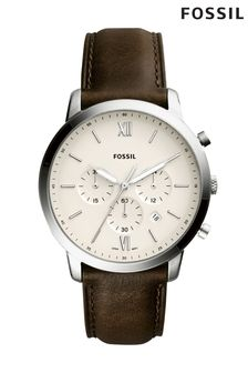 Fossil™ Leather Watch