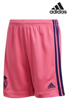 adidas Real Madrid Away 20/21 Football Shorts
