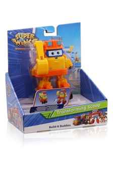 Super Wings Transforming Vehicles - Scoop