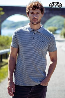 Animal Grey Johnson Polo Shirt
