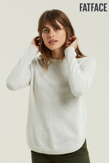 FatFace Grey Jodie Jumper