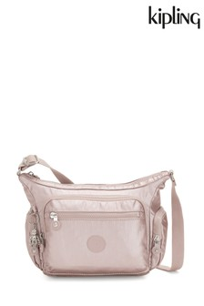 Kipling Rose Gold Gabbie Small Cross Body Bag