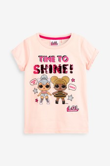 L.O.L. Surprise! Sequin T-Shirt (3-16yrs)