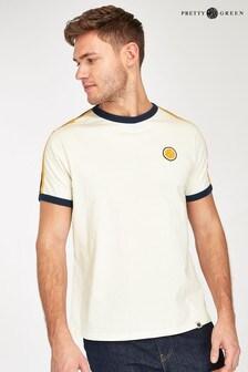 חולצת טי של Pretty דגם Tilby בירוק