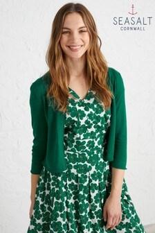 Seasalt Green Vanessa Cardigan