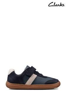 Clarks Blue Flash Step T Shoes