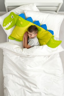 Dinosaur Shaped Pillowcase
