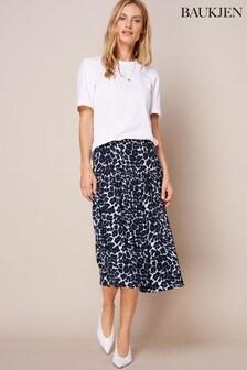 Baukjen Blue Ophelia Skirt