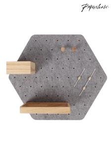 Paperchase Hexagnal Foam Pin Board