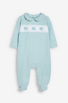 Smart Elephant Sleepsuit (0mths-2yrs)