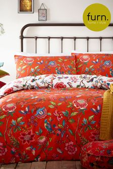 Pomelo Duvet Cover and Pillowcase Set by Furn