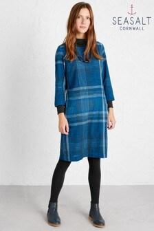 Seasalt Blue Newford Island Dress