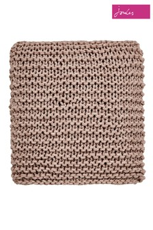 Joules Beau Knitted Throw