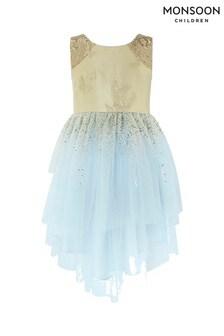 Monsoon Children Blue Marciana Dress