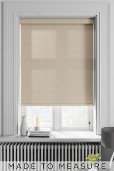 Umbra Almond Natural Made To Measure Roller Blind