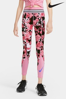 Nike Floral One Leggings