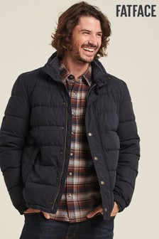 FatFace Blue Rigby Padded Jacket