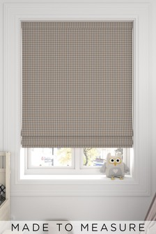 Melrose Wicker Natural Made To Measure Roman Blind