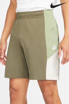 Nike Colourblock Jersey Shorts