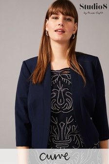 Studio 8 Blue Liliana Jacket