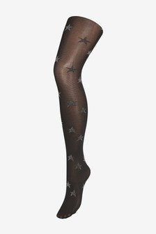 Sparkle Star Tights