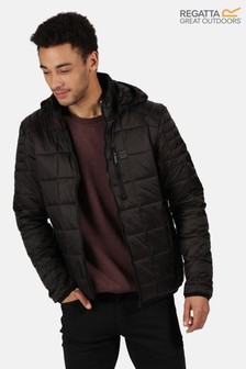 Regatta Black Danar Baffle Jacket