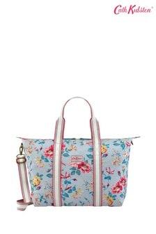 Cath Kidston® Pembroke Rose Foldaway Overnight Bag