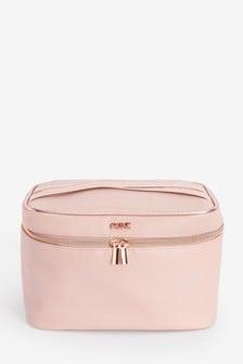 Cashmere Vanity Cosmetics Bag