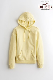 Hollister Yellow Core Hoody