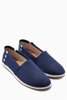 Туфли без шнурков