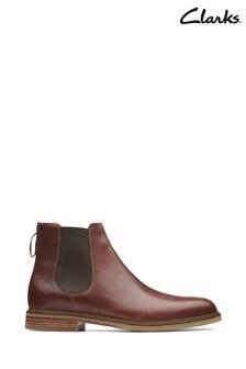 Clarks Brown Clarkdale Gobi Boot