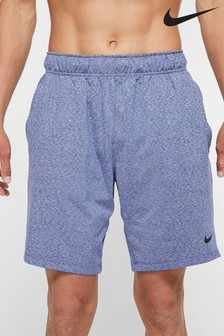 Nike Dri-FIT Blaue Training-Shorts