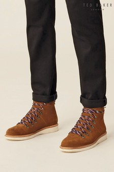 Ted Baker Radins Tan Leather Boots