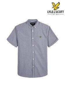 Lyle & Scott Plus Size Gingham Shirt