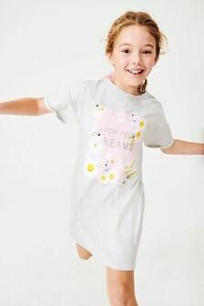 قميص نوم زهور (3-16 سنة)
