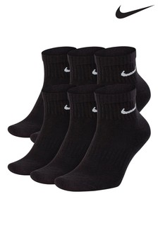 Nike Everyday Cushioned Training Ankle Socks 6 Pack