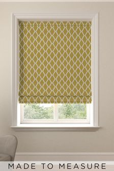 Taylor Made To Measure Roman Blind