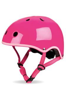 Micro Scooter Pink Safety Helmet
