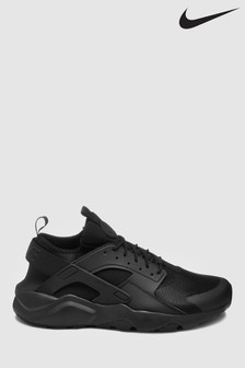 buy popular 1e5a9 d5365 Black · White · Nike Huarache Ultra