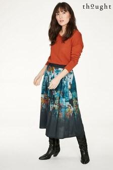 Thought Blue Sissinghurst Skirt